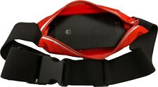 No Bounce Running Belt - Sleek, Expandable Pocket for Phone, Keys, Gel and More