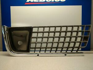1970-1972 Genuine GM Corvette Right Front Grille And Lamp Housing NOS