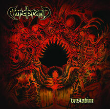 "MORDBRAND - Vastation 7"" (SWE DEATH METAL*LIM. 100*BLACK V. + PATCH*DISMEMBER)"