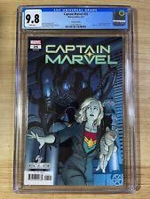 Captain Marvel #25 (2021 Marvel) Jamie McKelvie Alien Variant CGC 9.8