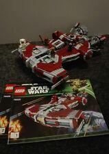 LEGO Star Wars 75025 - Jedi Defencer Class, mit BA, komplett