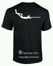 Spearfishing shirt diver spearo spear fish boat car Australian design & pressed