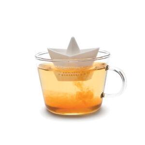 Paper Boat - Tea Infuser Ship Strainer Silicone Kitchen Gadget Ototo Design New