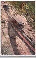 Switzerland; Pilatus Railway, Wolfort Viaduct PPC, 1911 Luzern PMK To GB