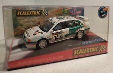 qq 6124 SCALEXTRIC SKODA OCTAVIA WRC RALLY ARGENTINA #14 ERIKSSON SKODA AUTO