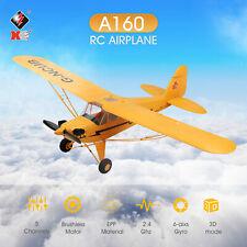 A160 RC Plane 5 Kanal bürstenloses ferngesteuertes Flugzeug Drone für Erwachsene