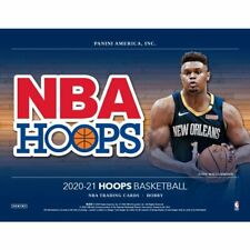 2020-21 Panini NBA Hoops Basketball You Pick Red, Blue, Purple, Teal & Explosion