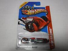 Hot Wheels Rat-Ified Red HW Racing 146/250 Super Chromes 2013 120618AMCAR