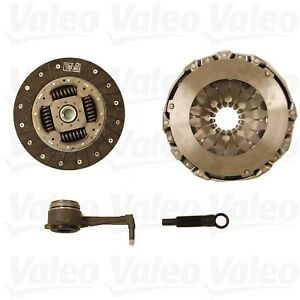 For Audi TT Quattro VW Golf Jetta L4 V6 Beetle Service Clutch Kit Valeo 52405617