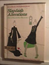 Slapdash Aleterations by Carol Barkin & Elizabeth James 1977 Hardcover Good Cond