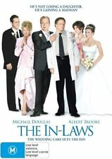 The In-Laws - DVD LIKE NEW FREE POSTAGE AUSTRALIA REGION 4