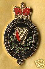 RUC Royal Ulster Constabulary Northern Ireland Police