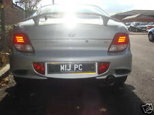 Custom Built Hyundai Coupe SE Stainless Performance Sports Exhaust