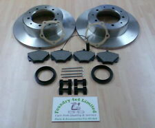 Land Rover Defender / Discovery 1 / RR Classic Rear Brake Disc & Pad Kit  FK0132
