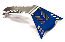 T4141SILVER Integy Billet R Skid Plate for Traxxas 1/10 E-Revo, Revo 3.3, Summit