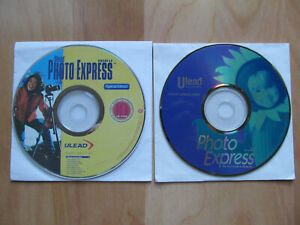 Ulead Systems Photo Express 2.0 and 4.0