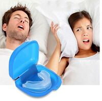 ANTI SNORING -NHS Stop Snoring - MOUTH GUARD DEVICE Sleep aid STOP APNOEA-Snore