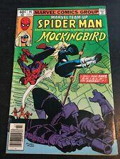 Marvel Team-up#95 Awesome Condition 5.0(1980) 1st Mockingbird App!!