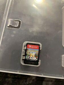 Nickelodeon Kart Racers (Nintendo Switch, 2018) Cart Only