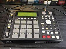 AKAI MPC1000 MPC 1000 BK , New PADS ,128  meg , JJ OS2XL ver 3.49  HD //ARMENS//