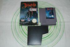 Dracula per Nintendo Nes Pal A ukv