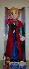 P1 Disney Frozen Singing Anna Doll 30 inch For the First Time In Forever