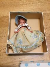Vtg Storybook Doll by Nancy Ann-Ring Around the Rosy #159-Bisque-Euc