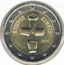 Cyprus 2011 UNC 2 euro : Standaard