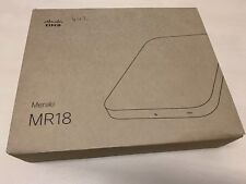 Cisco Meraki MR18 Wireless Access Point  - Claimed NO License