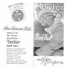 New Jersey Taylor Pork Roll Delicious Recipes
