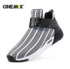 ONEMIX New Winter Running Shoes warm height increasing shoes winter men & woman