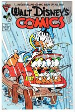 Walt Disney's Comics and Stories #524, Near Mint Minus Condition