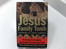 THE JESUS FAMILY TOMB Discovery, Investigation, Evidence That Could Change Histo