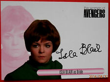 The Women Of The Avengers - ISLA BLAIR, Bride - VARIANT #1 Autograph Card, WAIB