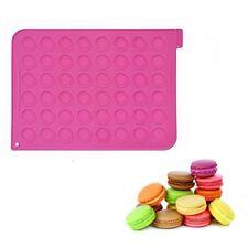 Tappeto silicone 48 macarons macaron mat tappetino Silikomart MAC01 - Rotex