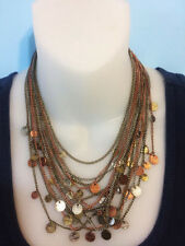 Multiple Layer Chain Necklace