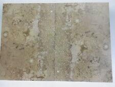 Busch 7416 Asphaltboden realistische Oberfläche 2 Platten, je 21,0 x 14,8 cm HO