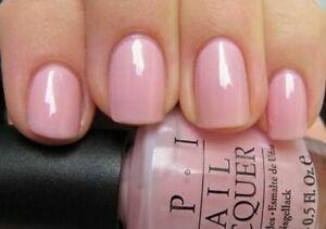 OPI Nail Polish Lacquer  ~ Passion NL H19~ Light Pink Shade 0.5 oz NEW!!!