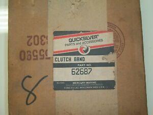 NOS OEM Mercury/Quicksilver Clutch Band 62687