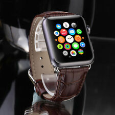 Leather Buckle Wrist Watch Band Strap Belt For iwatch Apple Watch Series 1 2 3