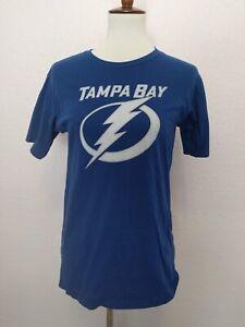 Tampa Bay Lightning Fanatics Fan T-Shirt 77 Hedman Unisex Size Small