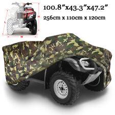 Xxxl Waterproof Atv Storage Cover Protector Universal For Honda Yamaha Suzuki(Fits: Badger 80)