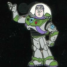 Buzz Lightyear and Little Green Men Two Pin Set Buzz ONLY Disney Pin 73916