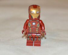 LEGO Iron man minifigure Split From Hulkbuster Smash 76031