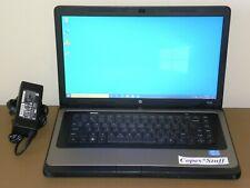 "HP 630 15"" i3-2310m 2.1GHz ~ Choose SSD or HDD ~ 8GB Webcam Windows 10 Pro"