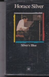 Horace Silver-Sillvers Blue Music Cassette Sealed
