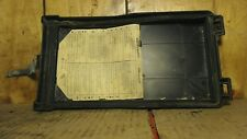 81-85 Mercedes Benz W126 300SD Engine Compartment Fuse Box Panel Lid Cover Top