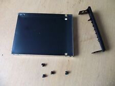 Dell Inspiron 1545 1546 Hard Drive/HDD Caddy Kit  (Cover+Tray+ Screws)