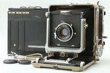🔸Exc+5 / N MINT🔸 Wista 45 4x5 + Fujinon W 125mm f5.6 Film Holder x3 from Japan