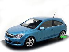 Opel Astra GTC   2005-2010  blau metallic   /  Minichamps  1:43